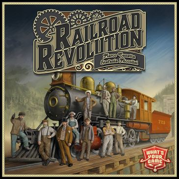 Review: Railroad Revolution