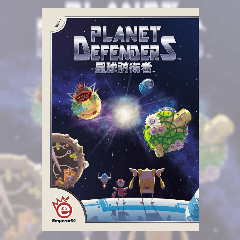Review: Planet Defenders