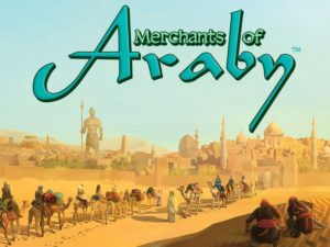 Merchants of Araby - Cover
