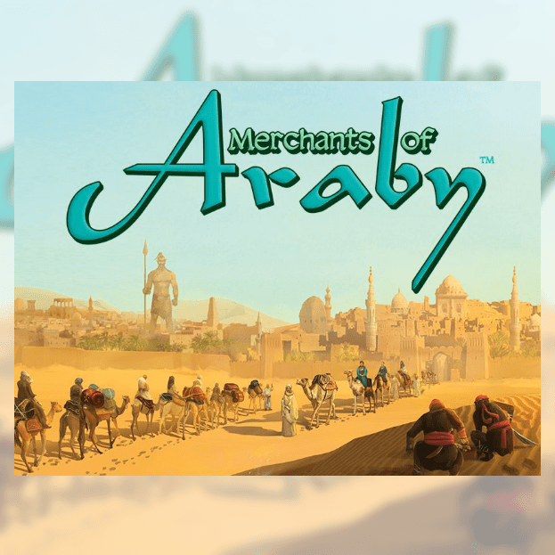 Review: Merchants of Araby