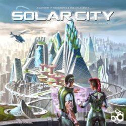 Solar City - Cover