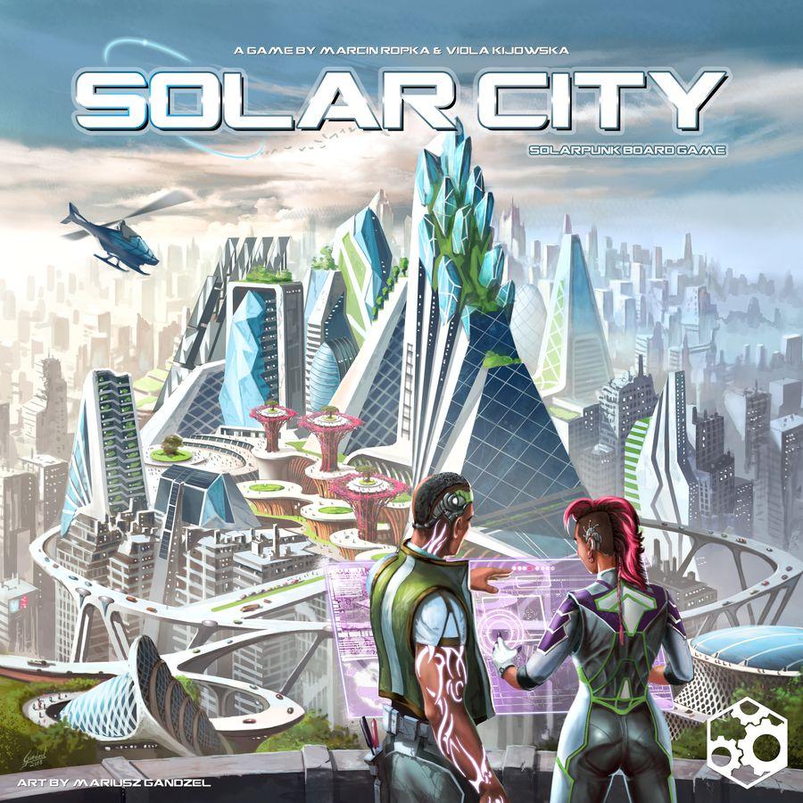 First Impressions: Solar City
