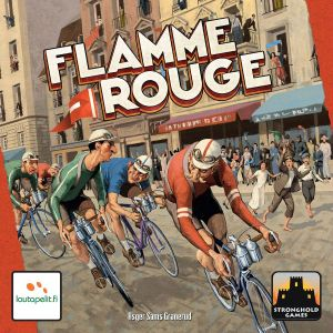 Flamme Rouge - Cover