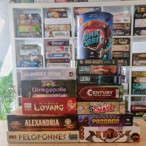 UK Games Expo 2018 - Game haul