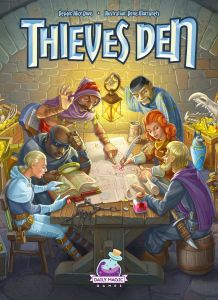 Thieves Den - Cover