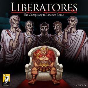 Liberatores - Cover