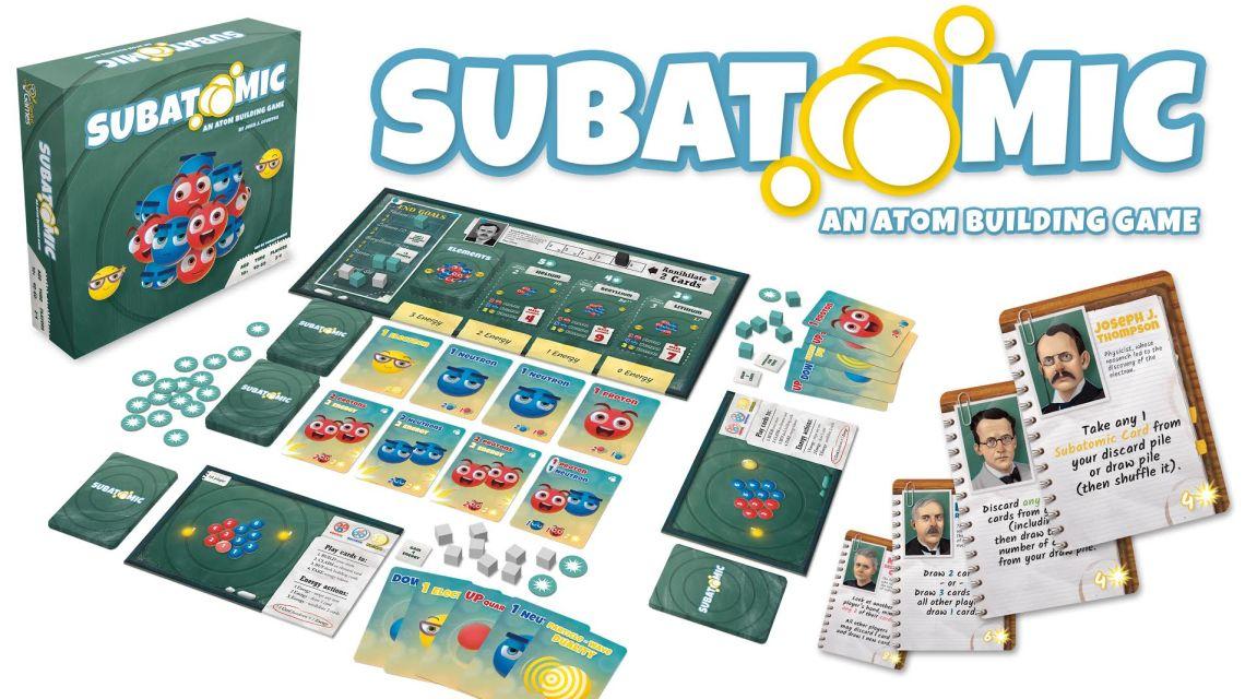 Subatomic - Components