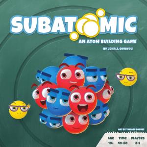 Subatomic - Cover