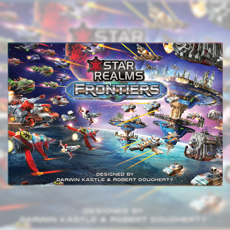 Review: Star Realms: Frontiers