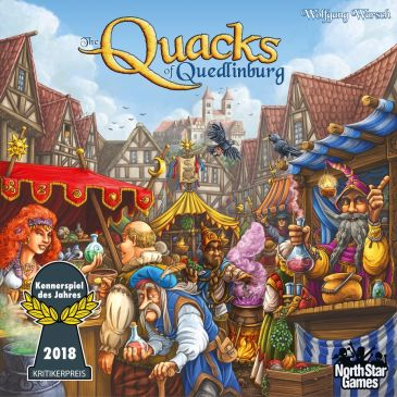 Review: The Quacks of Quedlinburg