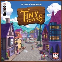 Tiny Towns - Cover