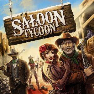 Saloon Tycoon - Cover
