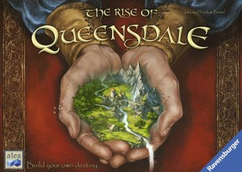 The Rise of Queensdale - Cover