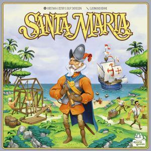 Santa Maria - Cover
