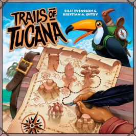 Trails of Tucana - Cover