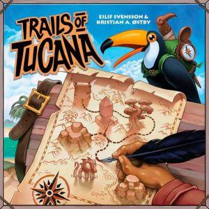 Trails of Tucana - Cover