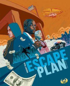 Escape Plan - Cover