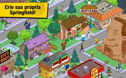 The Simpsons Tapped Out v4.28.5