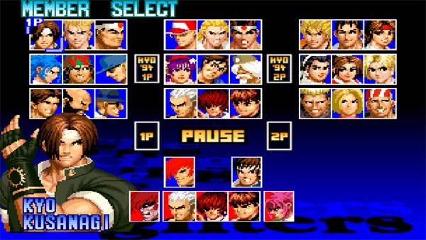 THE KING OF FIGHTERS '97 v1.3 - Android APK