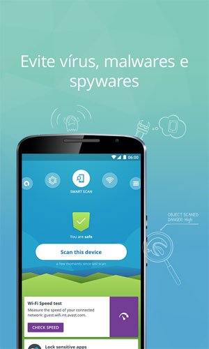 Avast Mobile Security & Antivirus para Android