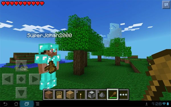 Minecraft Pocket Edition v1.1.2.50 APK MOD