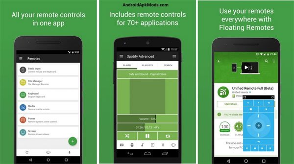 Unified Remote v3.10.1 Full APK