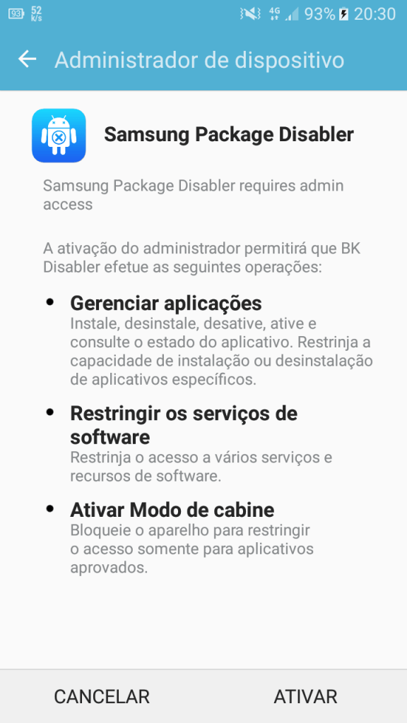 BK Package Disabler Samsung v2.2.0