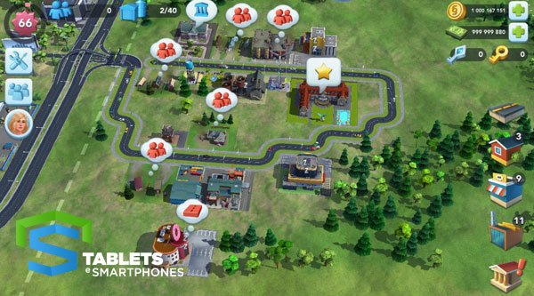 SimCity BuildIt v1.19.2.65409