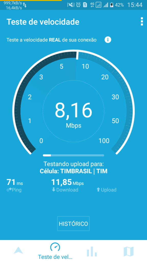 Mapas Wi-Fi 3G 4G & Speed Test