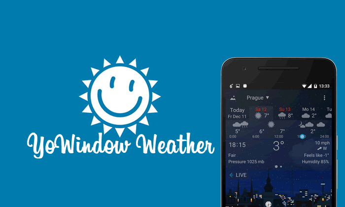 YoWindow Weather Pro