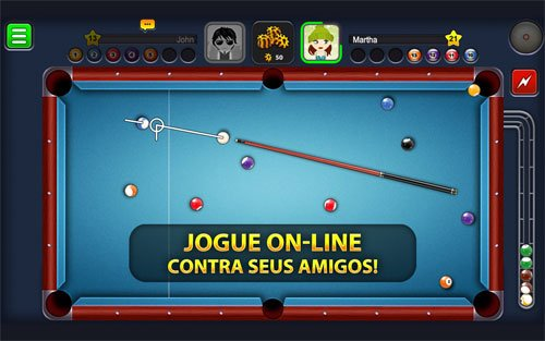 8 Ball Pool Jogo para Iphone