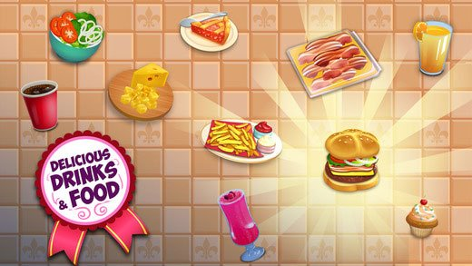 My Burger Shop 2 download iOS