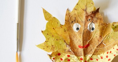Autumn Art and Crafts