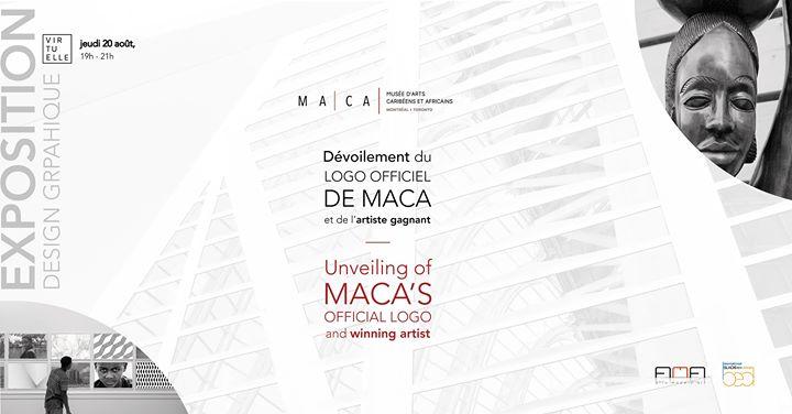 MACA - Dévoilement du logo officiel - Unveiling of Official Logo @ Montréal | Montreal | QC | Canada