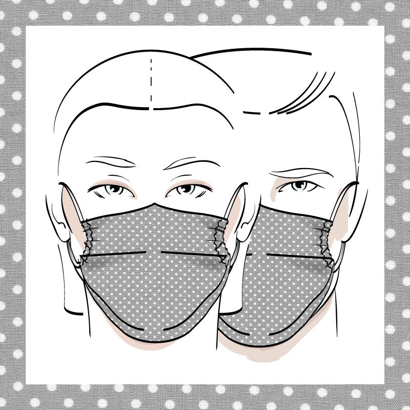 Couvre-visage | Le 401