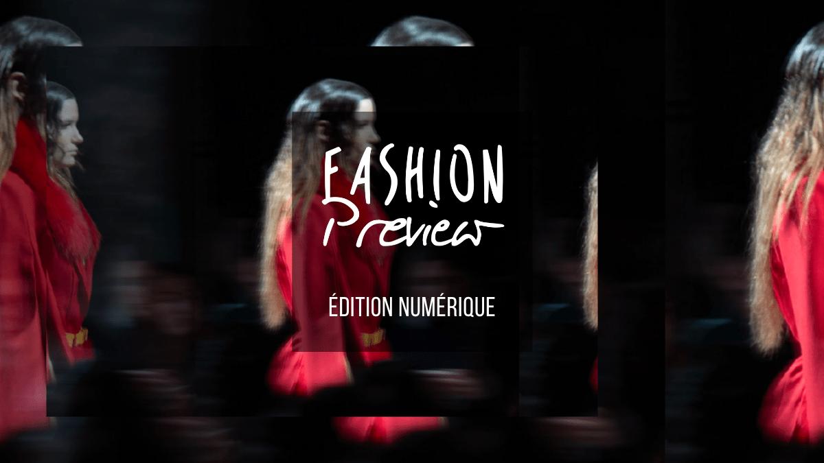 Fashion Preview en numérique