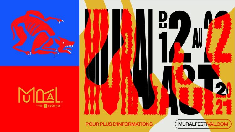 Festival MURAL 2021 @ Montréal, Québec | Montreal | QC | Canada