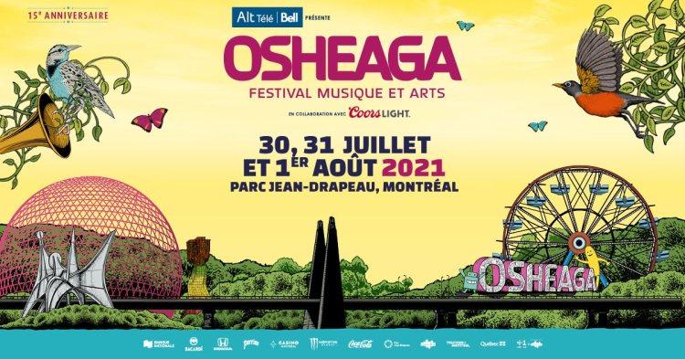 Osheaga 2021 @ Parc Jean-Drapeau | Montreal | QC | Canada