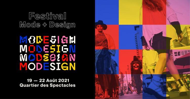 Festival Mode + Design 2021 @ Quartier des spectacles, Montréal | Montreal | QC | Canada