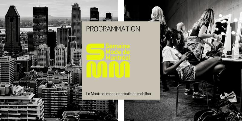 La Semaine Mode de Montréal présente sa programmation