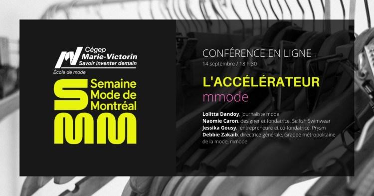 Mode Marie-Victorin X L'Accélérateur mmode @ Montréal