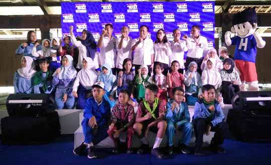 "PMI Kabupaten Malang Menjadi Pilot Project ""Petualangan Anak Siaga"""