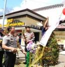 Polres Malang Launching Fasilitas Pelayanan Parking Gate