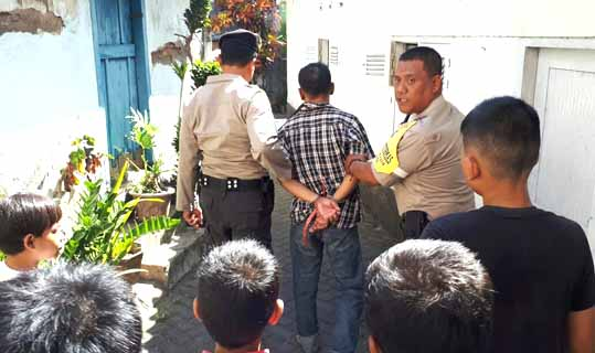 Protolan SMP Diduga Gasak Kotak Amal Masjid