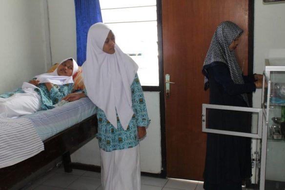 Maksimalkan Fungsi UKS, SMA Muhammadiyah 1 Kota Malang Jalin Kerjasama Puskesmas Serta Bentuk Kader UKS 1