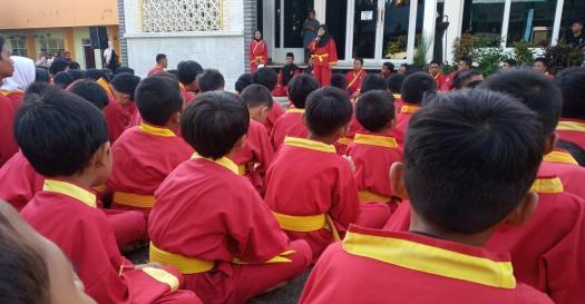 Jadi Tuan Rumah UKT, SMP-SMA Muhammadiyah 1 Siap Menampung Atlit Tapak Suci Sebagai Siswa Perguruan Oro-Oro Dowo 2