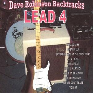 Dave Robinson - Lead 4