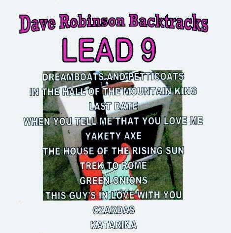 Dave Robinson - Lead 9