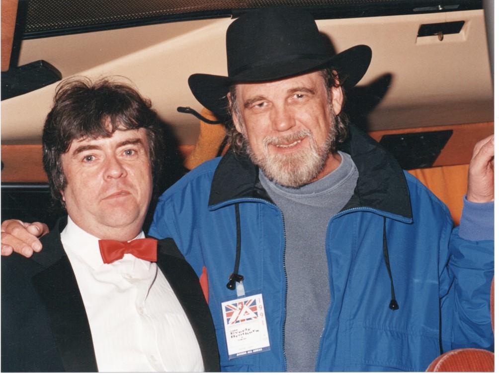 Tony Clout & Duane Eddy