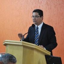 Vereador Ronal Onishi, presidente da comissão de finanças. (Foto: Arquivo)